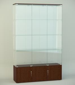 Стеклянная витрина СТ6